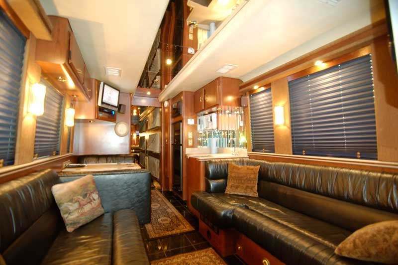 Bus interior tour buses pinterest tour bus interior Tour bus interior design