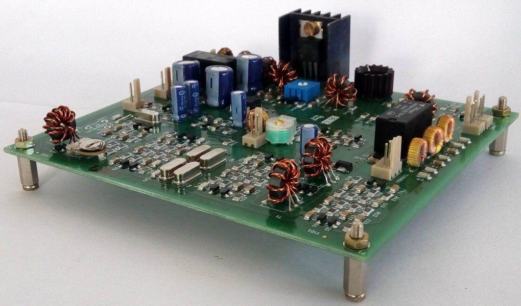 BITX-40 Unboxing by K7AGE | ham antenna | Qrp, Ham radio, Electronics