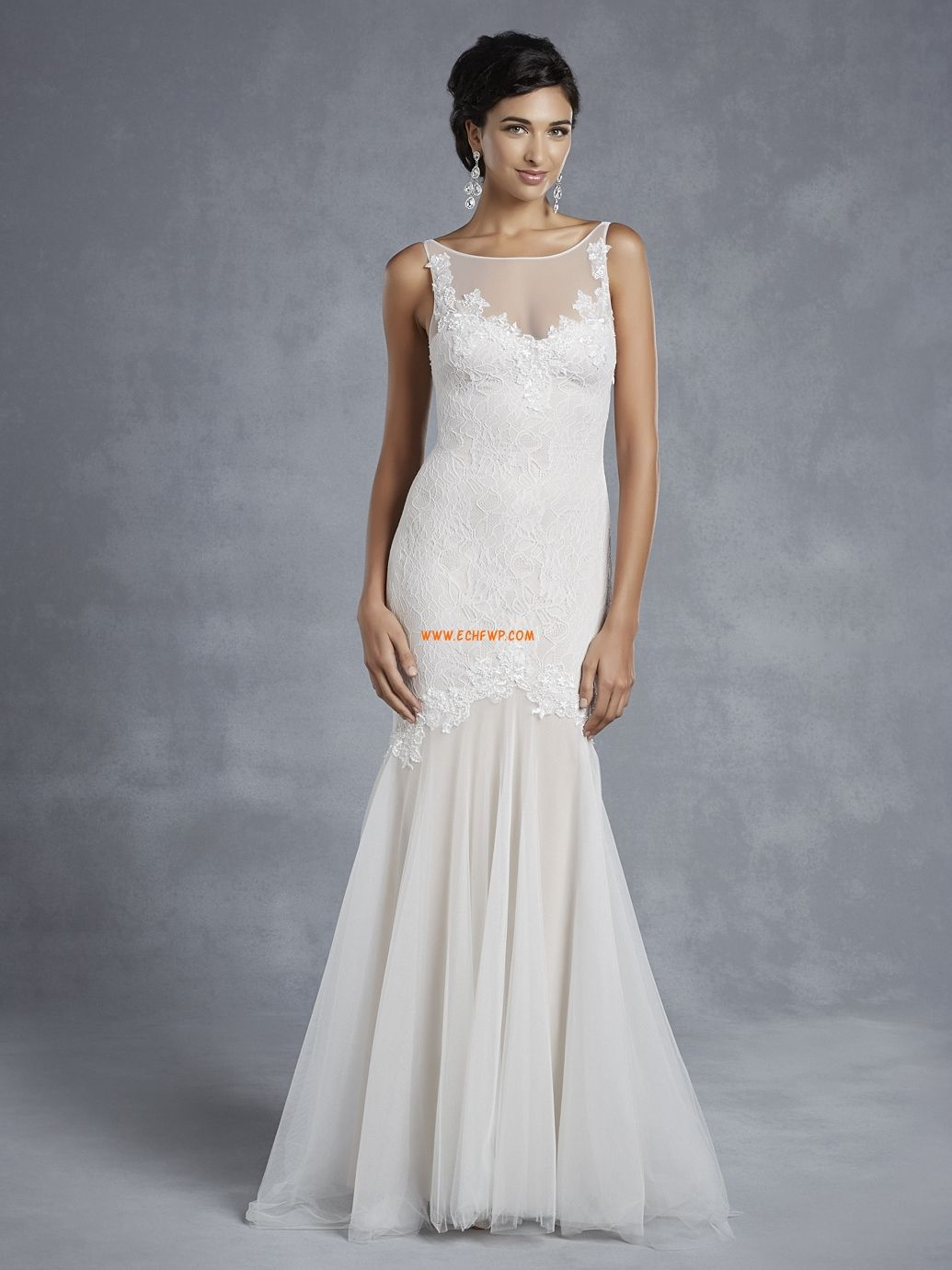 Vestidos de novia corte sirena argentina