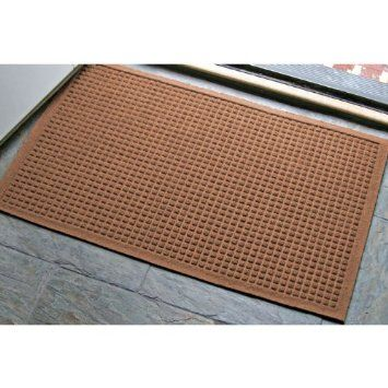 DIY No Slip Stairs From Dollar Store Rubber Backed Welcome Mats! Measure  Your Stair Tread Depth And Cut From Each Long Side  Two No Slip Stair  Runners For ...