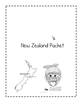 New Zealand Packet Montessori New Zealand Montessori