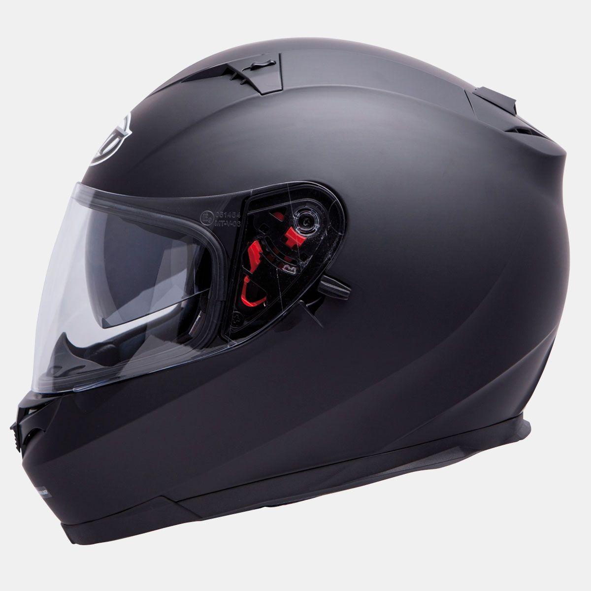 Mt Blade Sv Black Matt Black Blade Helmet