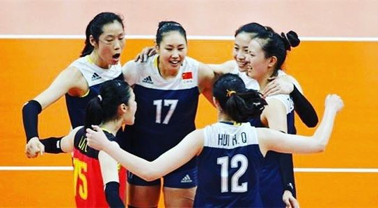 3 2 China Women S Volleyball Team Wins Over Brazilian Volleyball China Win Rio Women Rio2016 Olympics Makeithappen Countdown Women Volleyball Volleyball Team Female Gymnast