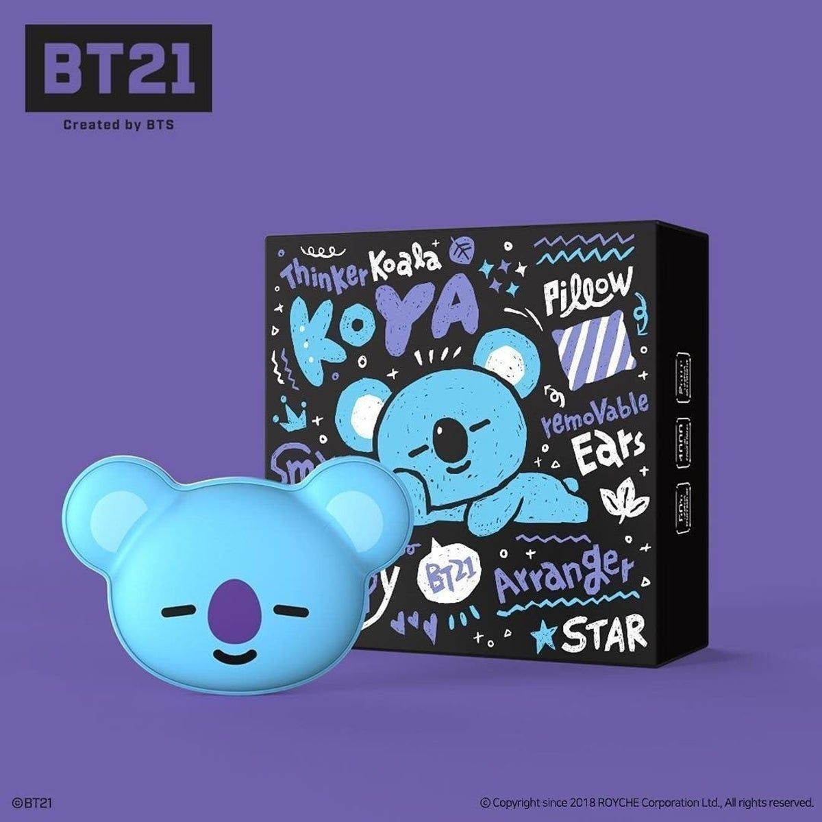 Koya Hand Warmer And Portable Charger Hand Warmers Which Character Are You Line Friends