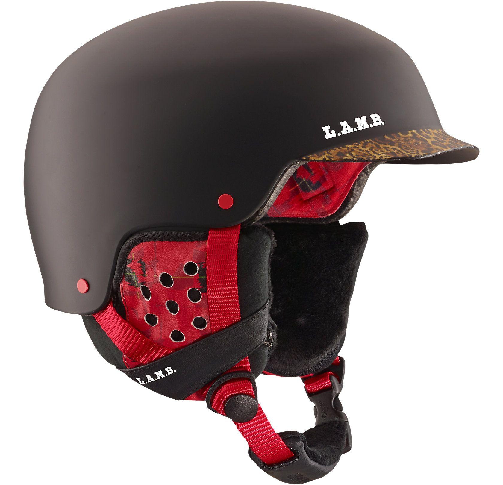 Hopefully getting this lamb x burton ski helmet ski
