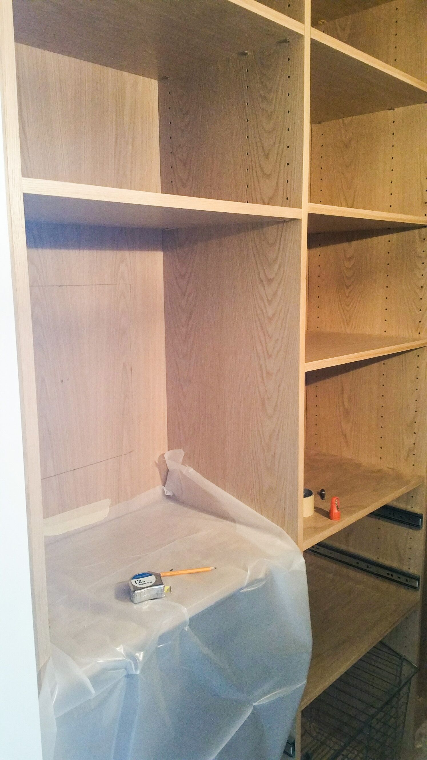 Planning A Closet Remodel? Consider Having Your Designer Or Contractor  Include A Wall Safe In
