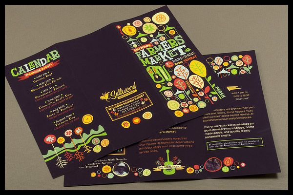 Dise o gr fico folletos creativos taringa school for Ideas para diseno grafico