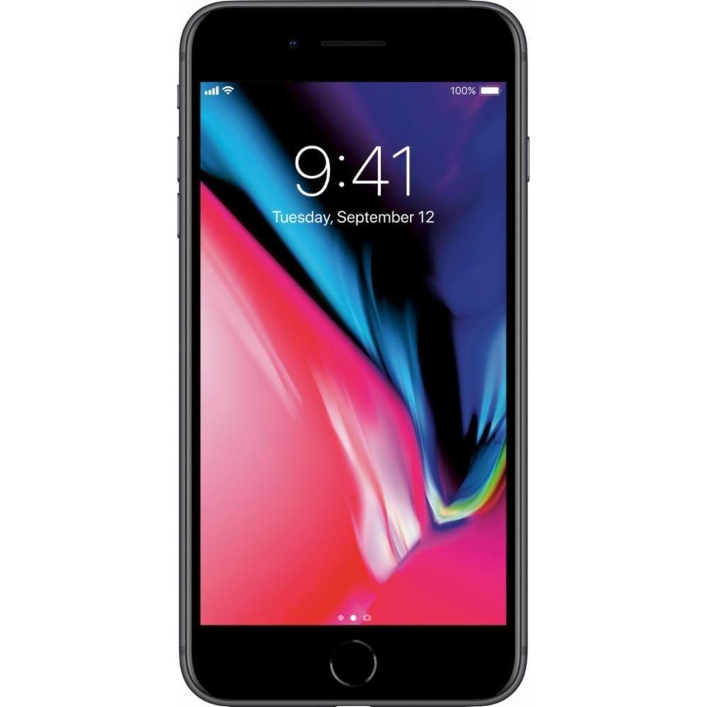 Iphone 8 Plus 64gb Space Gray Straight Talk Iphones For Sale Iphone 8 Plus Apple Iphone