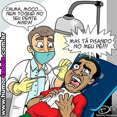 Dentista Ruim...