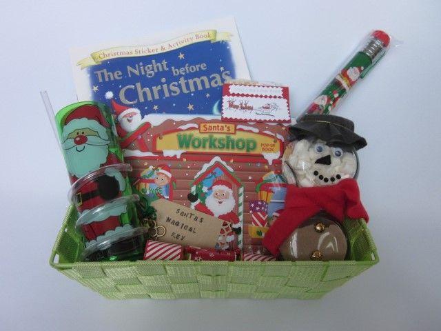Christmas Eve Goody Basket - The Supermums Craft Fair