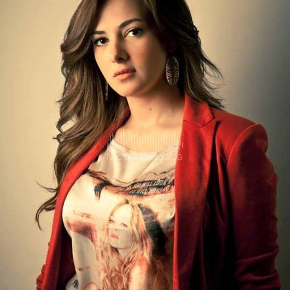 Donia Samir Ghanem Egyptian Actress Arab Celebrities Beauty