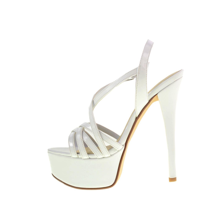 Tippy Top Teaser Platform Sandal White Platform Sandals Sandals Wedding Shoes
