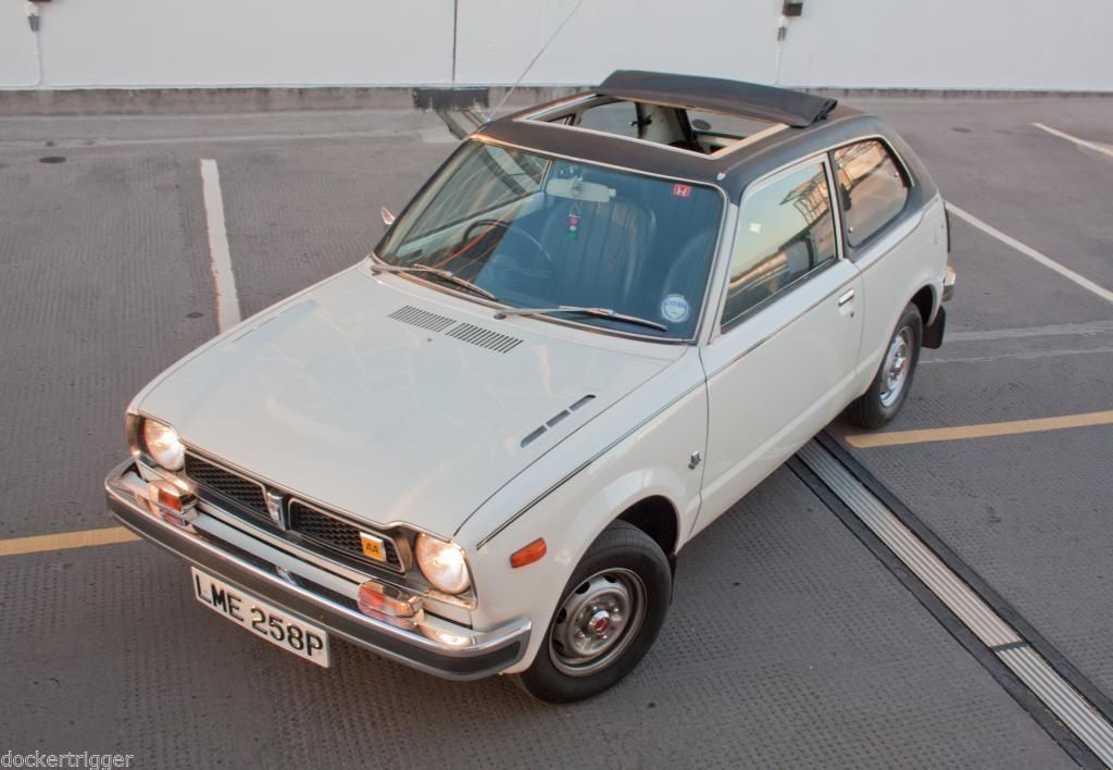 1976 honda civic 1200 deluxe very rare original 4 speed manual rh pinterest ca 1979 Honda Civic 1970 Honda Civic