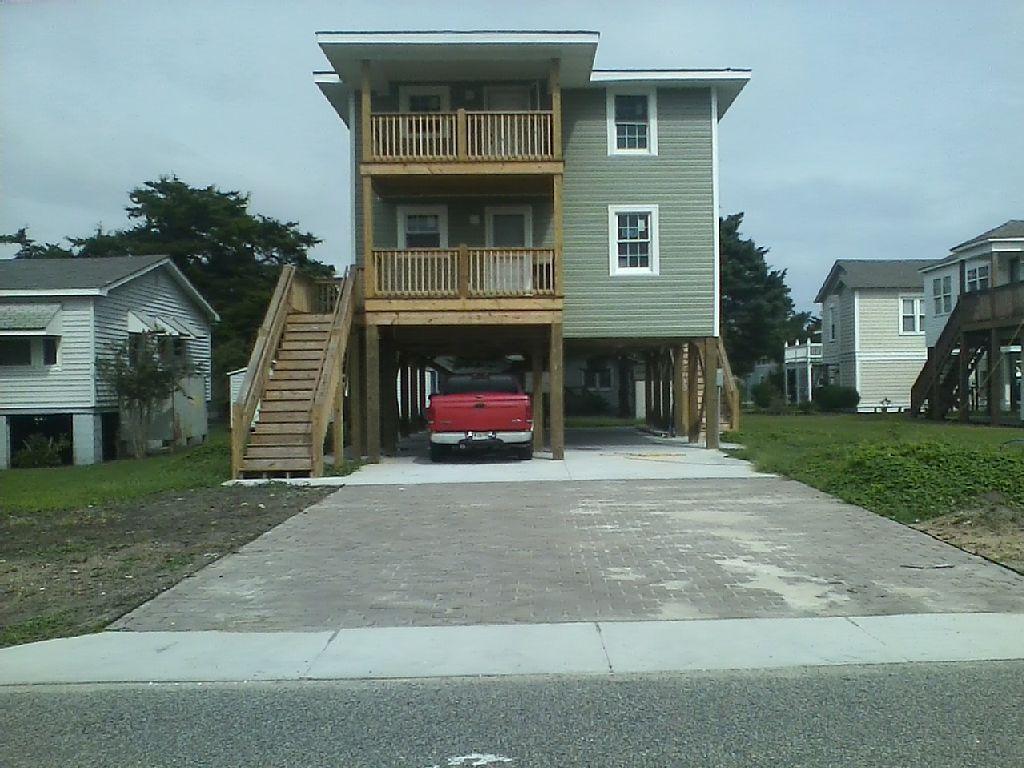 modern beach house on piers Google Search Beach house