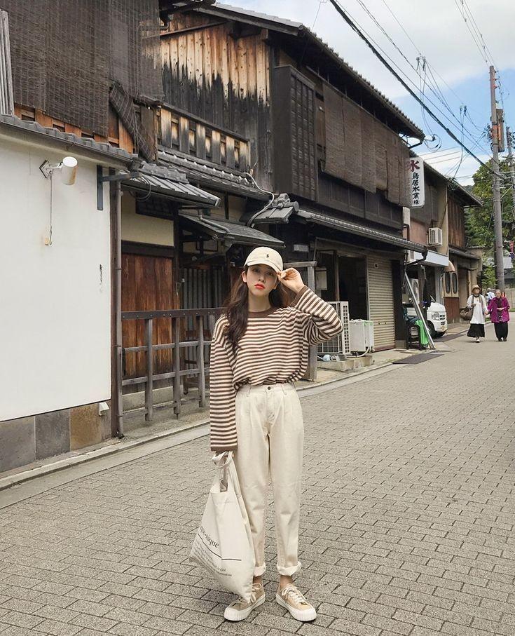 Korean Casual Street Styles