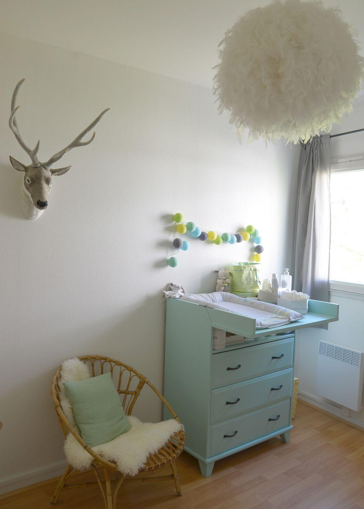 Chambre Bleu Pastel Pour Baby Boy
