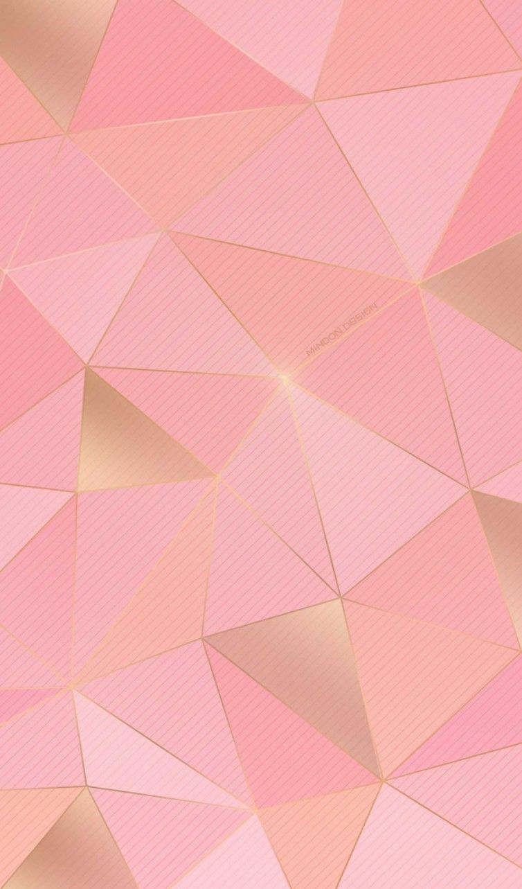 Pink And Gold Pink Wallpaper Iphone Gold Wallpaper Iphone Pink