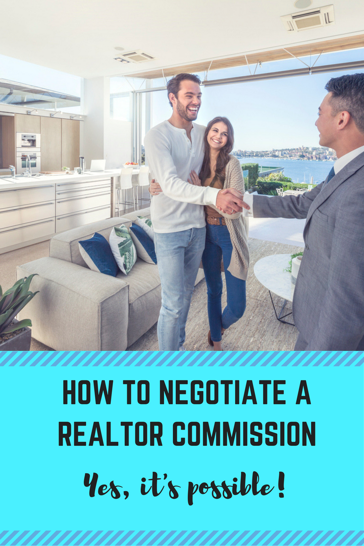 There's an awful lot of confusion about the Realtor commission, from who pays it to exactly how much it is. Here's everything you need to know, plus how to negotiate a Realtor commission. Yes, it's possible!