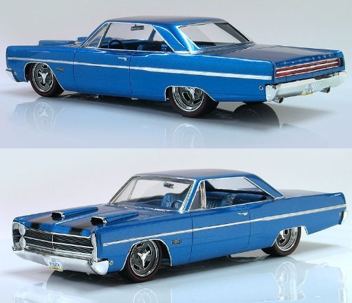 68 Plymouth Fury | Models | Plastic model cars, Plymouth