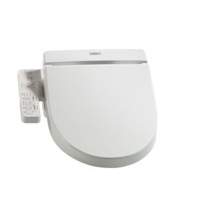 Toto Washlet Ready Electronic Elongated Toilet Seat Bidet