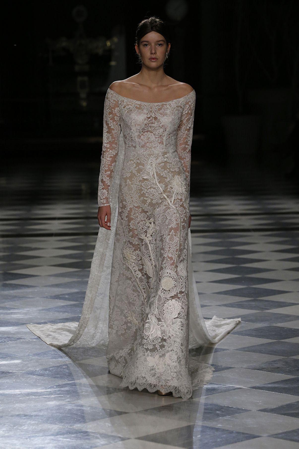 ALMANZOR, haute couture bride dresses, romantic bride dresses, high ...