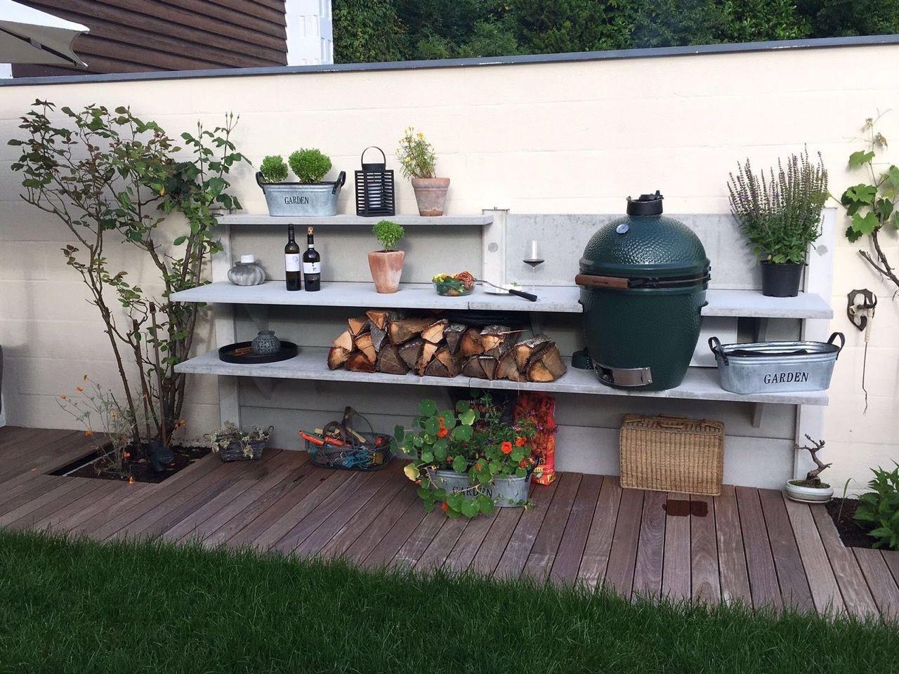 Wwoo Outdoor Kitchen In Germany Www Nl