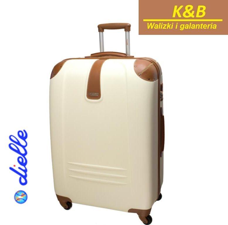 Walizka Duza Podrozna Dielle 255 70 Eko Skora 5111925588 Oficjalne Archiwum Allegro Suitcase Luggage Items