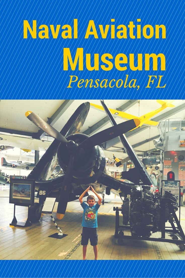 Exploring Pensacola's National Navy Aviation Museum