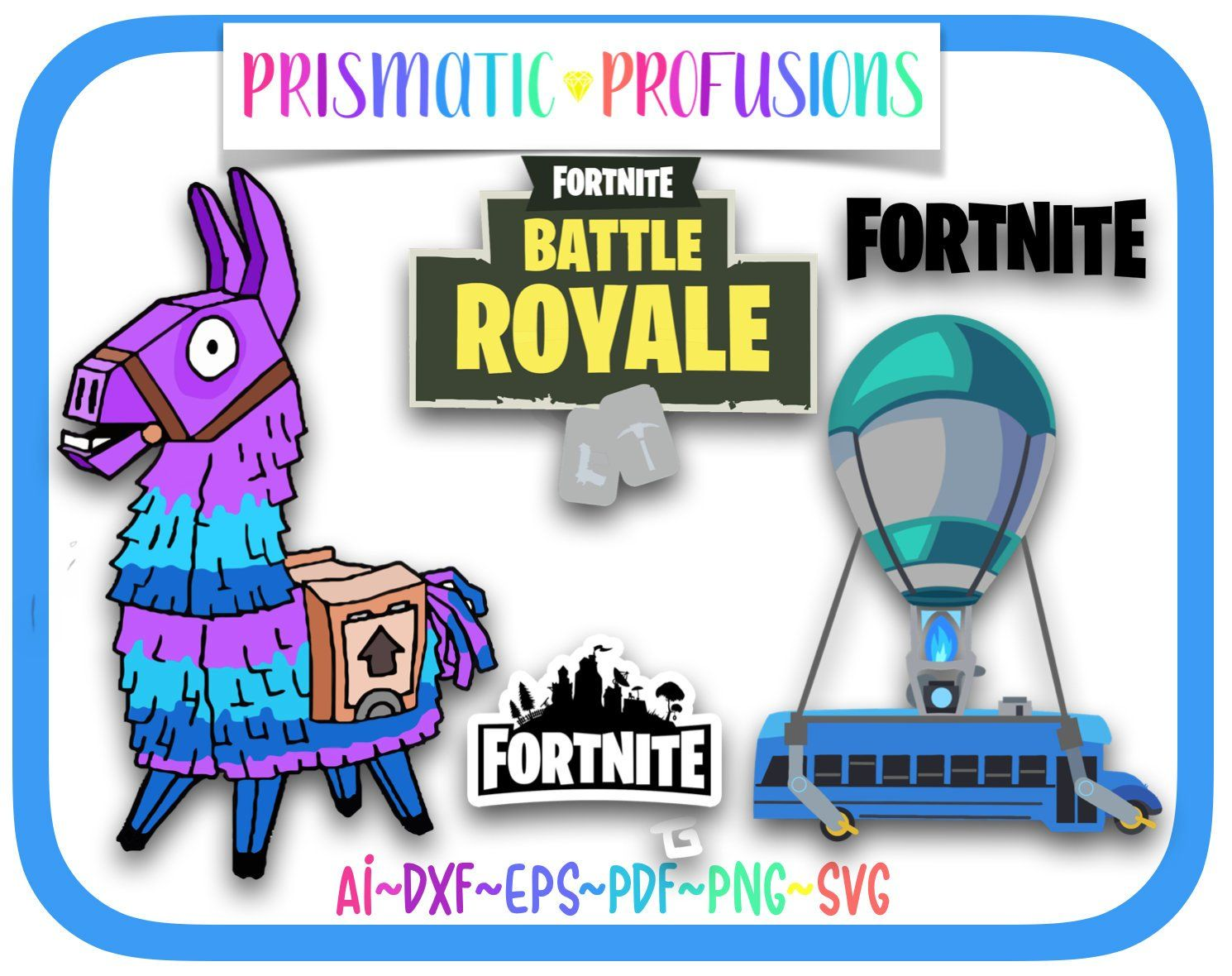fortnite fortnite svg fortnite clipart fortnite birthday fortnite shirt fornite game fornite party battle royale battle bus - fortnite anniversary battle bus music