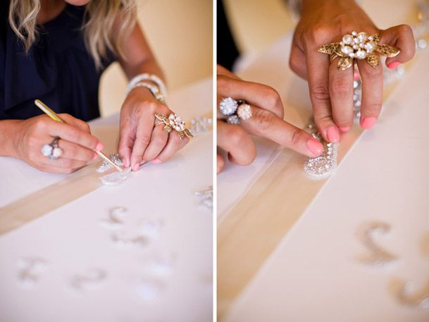 Diy bridal sash wedding easy diy wedding tutorials and decor diy bridal sash wedding solutioingenieria Images