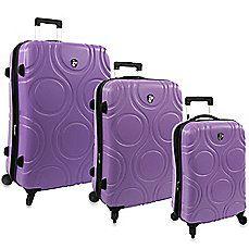 image of Heys® Eco Orbis™ Expandable 4-Wheel Spinner Upright Luggage