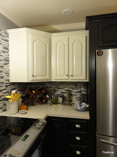 Sprayed Cabinets Using Valspar Valtec Pre Catalyzed Vinyl