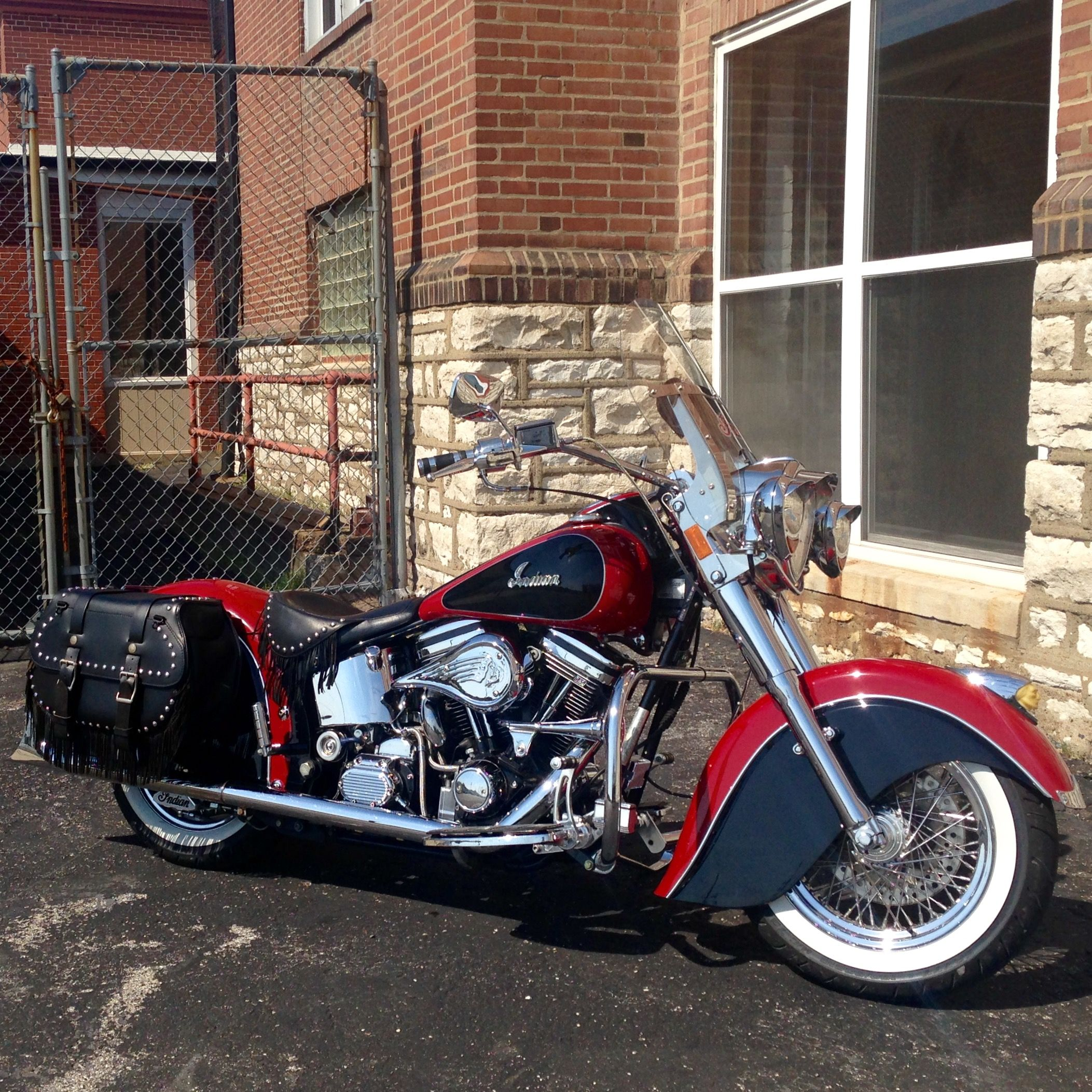 1999 Indian Chief Gilroy Indian Motorcycle Indian Chief Indian
