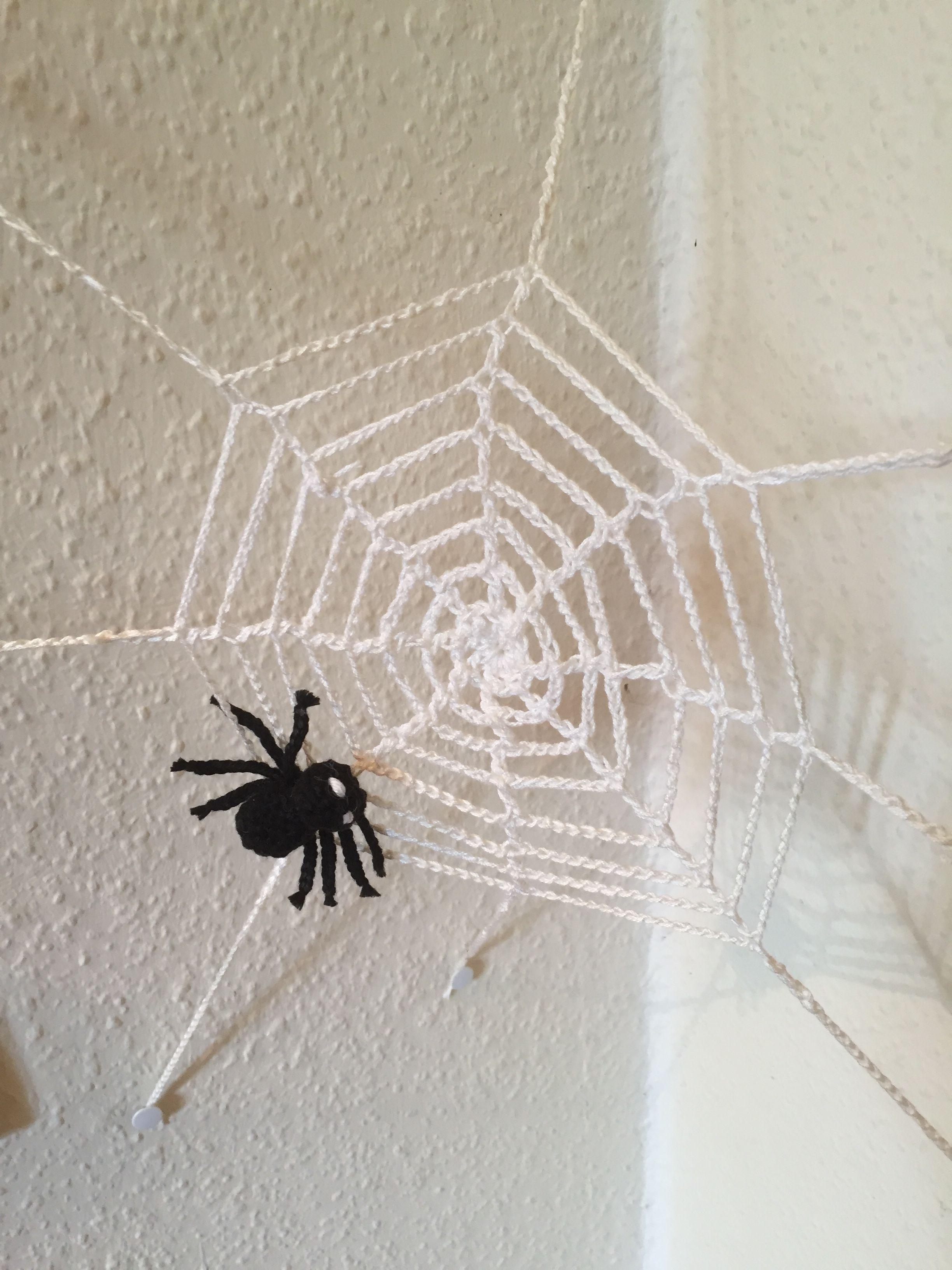 Für Emma Sie Liebt Spinnen Häkeln Spinne Spinnennetz Häkeln