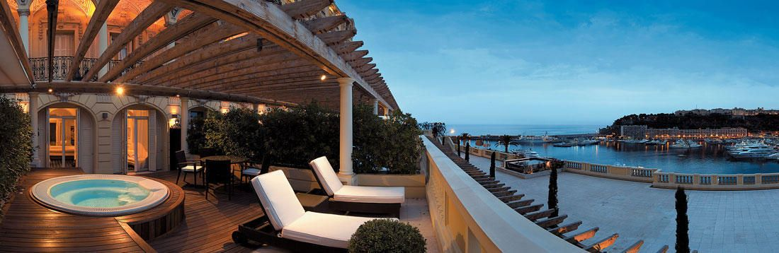 Hermitage Hotel The South Of France 5 Star Luxury In Monaco I Just