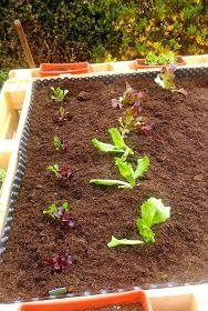 Mes Made Ein Hochbeet Aus Paletten Teil 2 Fullung Hochbeet Hochbeet Aus Paletten Gartengestaltung Hochbeet