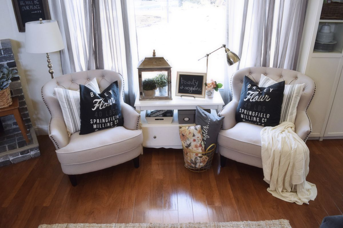 New tufted armchairs + first impressions | almafied.com