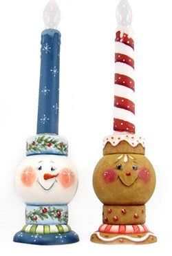 Fun & Frosted Candlesticks Pattern