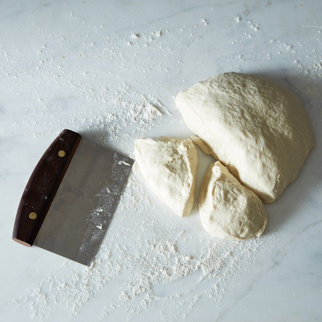Lamson Goodnow Walnut Dough Scraper Pizza Pinterest