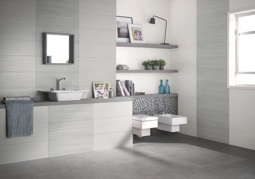 Dress up piastrelle bagno contemporary bathroom tile other