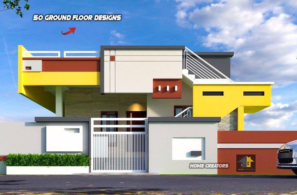 50 Modern Elevation Designs Architecture Elevation House Outside Design Small House Elevation Design