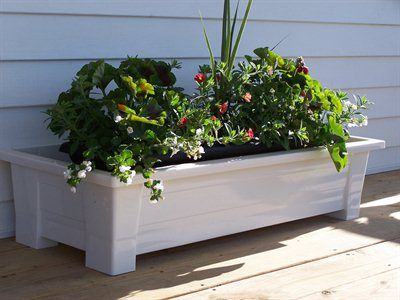Adams Made In Usa 9302 Deck Planter Resin Planters 400 x 300