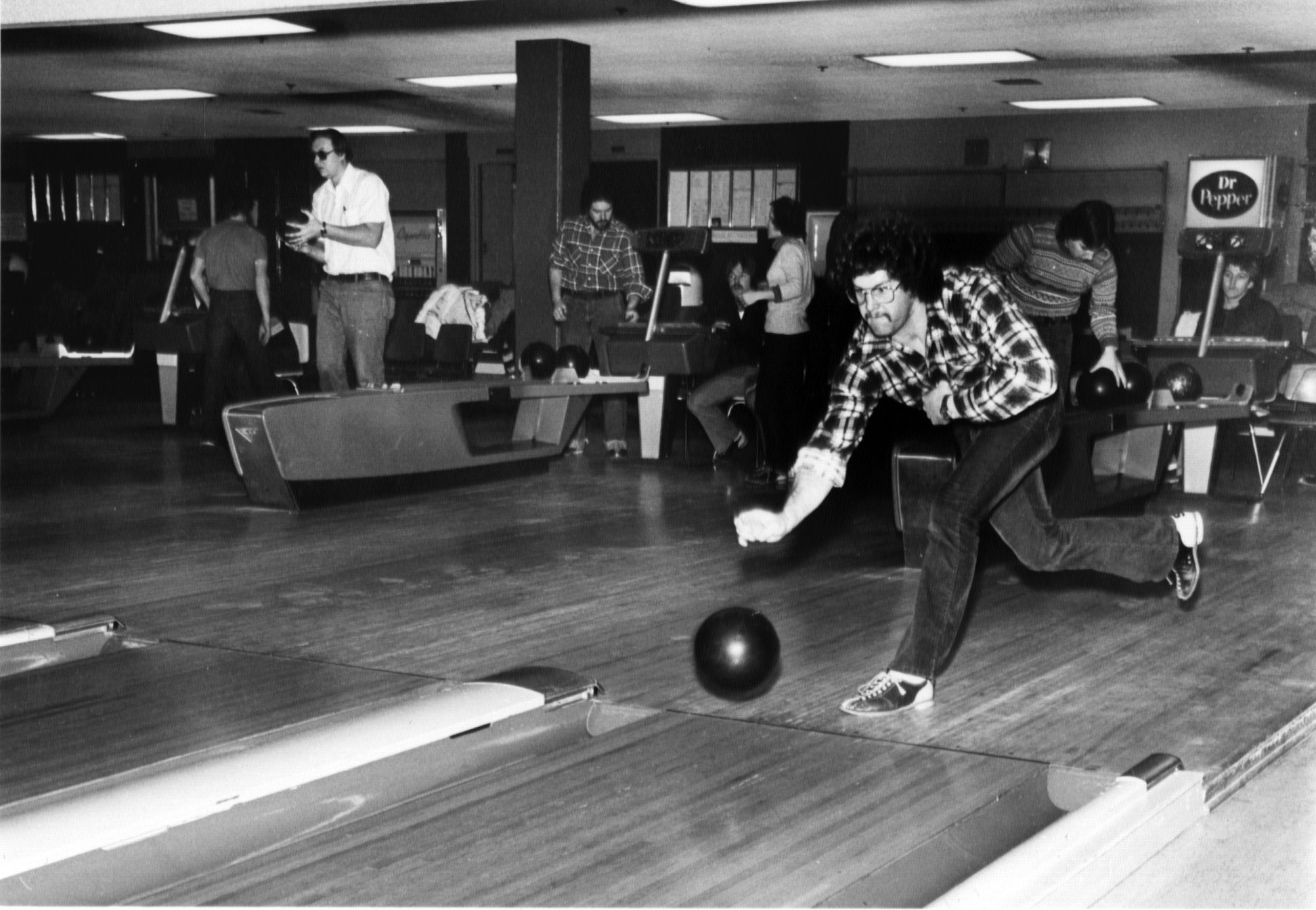 University Center Bowling Alley Northern Michigan University Marquette Michigan Northern Michigan University University Center Northern Michigan