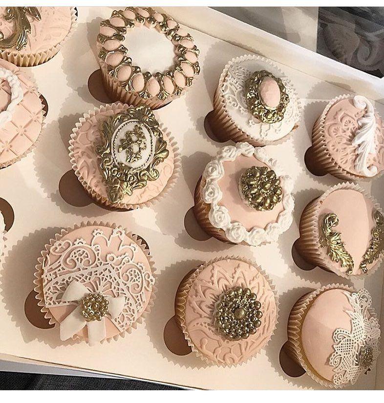 Beautiful by mimis_cakes1 melbourne Mini cupcakes
