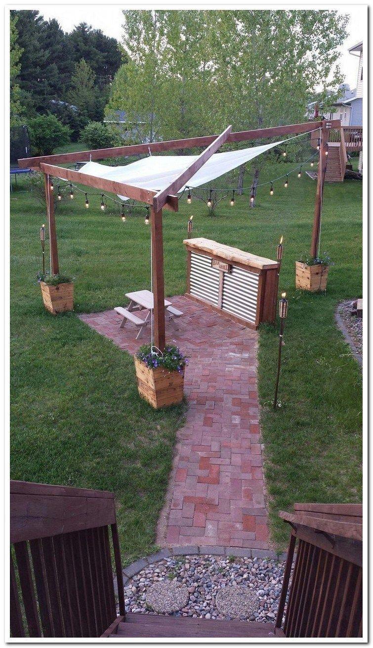 34 amazing backyard patio remodel ideas 1 in 2020 ... on Backyard Redesign Ideas id=21552
