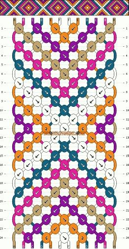 images diamond best macrame love cant pinterest on too the diy bracelet it make bracelets friendship template wait patterns colors to interlocking