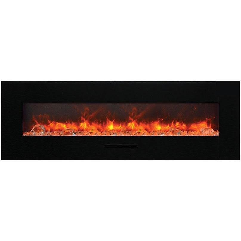 Amantii Wall Mount Flush Mount Built In Electric Fireplace Wm Fm