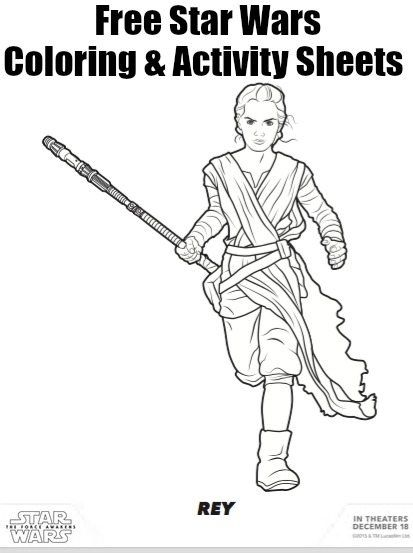 Star Wars The Force Awakens Coloring Sheets Beauty Through Imperfection Star Wars Coloring Book Star Wars Activity Sheets Star Wars Colors