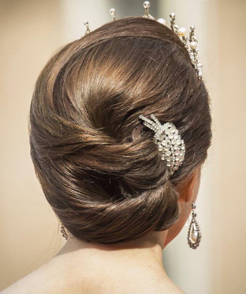 Princess Mary Princess Mary Royal Hairstyles Tiara Hairstyles