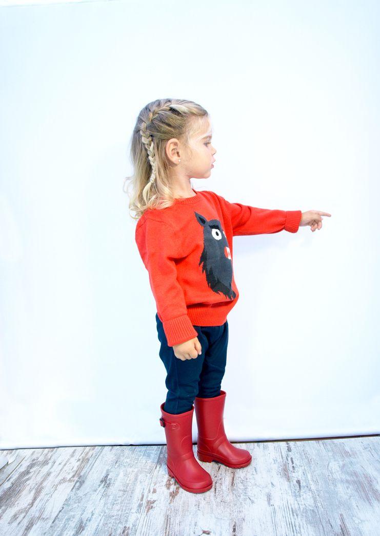 Wolf-Blog de Moda Infantil Dressing Ivana